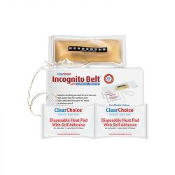 Incognito Belt - Premixed synthetic urine on a belt